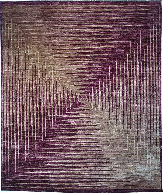 STALACTITE AA1901 180X244cm $3,700